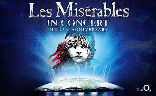 Poster do filme Les Misérables in Concert: The 25th Anniversary