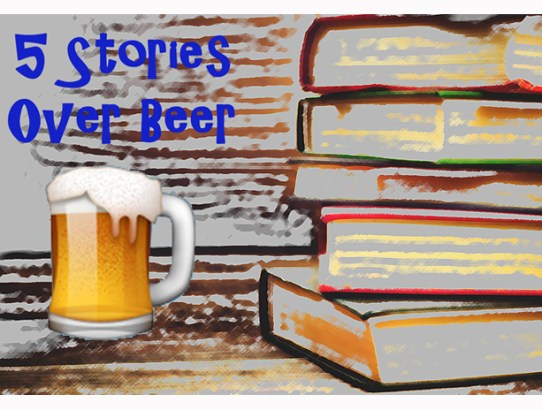 5 Stories Over Beer_New Featured Logo