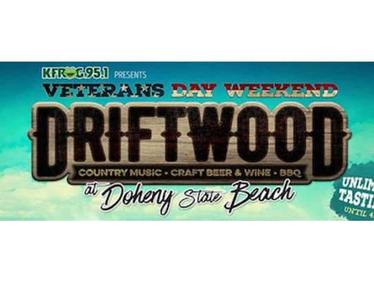 KFRG PRESENTS DRIFTWOOD