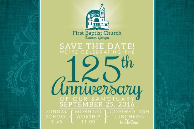 Homecoming 125th Anniversary