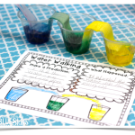 Stem Force And Motion Freebie on Water Walk Experiment Freebie And