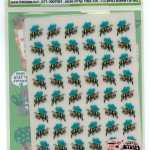 מדבקות גירוד-דבורים
