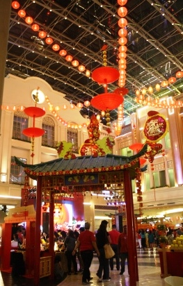 The Imperial Festival continues at Resorts World Manila.