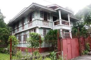Digna Locsin Consing ancestral house.