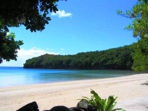 Dakak Beach in Dapitan.