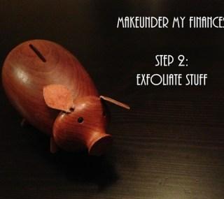 Makeunder My Finances: Step 2