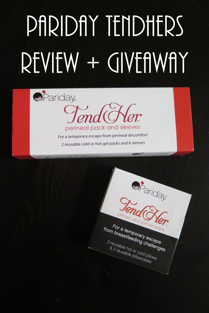 Pariday TendHers review and giveaway