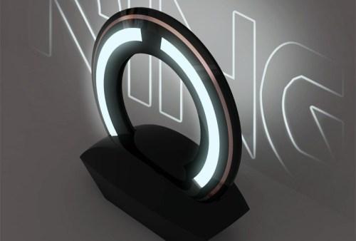 Lámpara de Tron Legacy