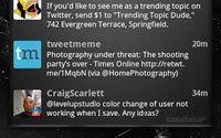 Twitter para Android: Touiteur, la aplicación… ¿definitiva?