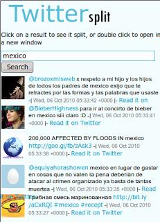 TwitterSplit