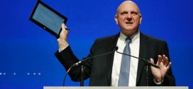 Steve Ballmer se retira de la junta directiva Microsoft