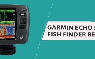 Garmin Echo 551dv Review