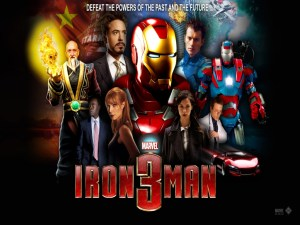 Iron Man 3 Opens in Theaters Friday May 3