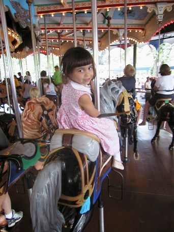The Carousel at Hershey Park