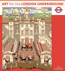 Art for the London Underground 2014 Calendar