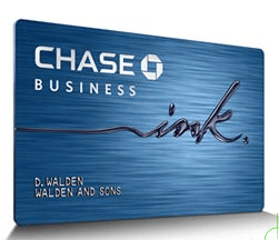 Chase Ink Plus Business Credit Card