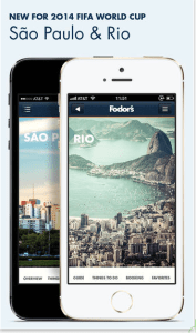 Fodor's Rio City Guide App