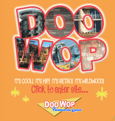 Doo Wop in Wildwood, NJ