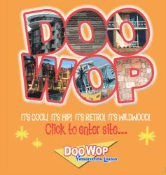 Doo Wop in Wildwood, NJ