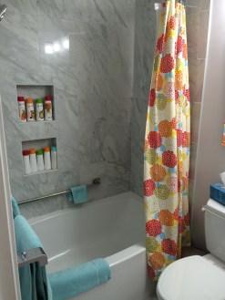 My remodeled bathroom