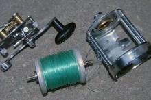 Seascape freespool reel was made in Australia.