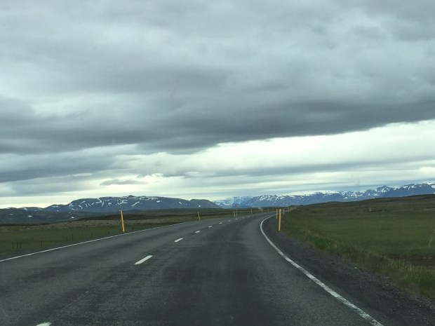 Golden Circle road trip