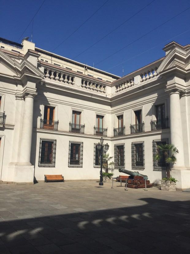Santiago, Chile La Moneda