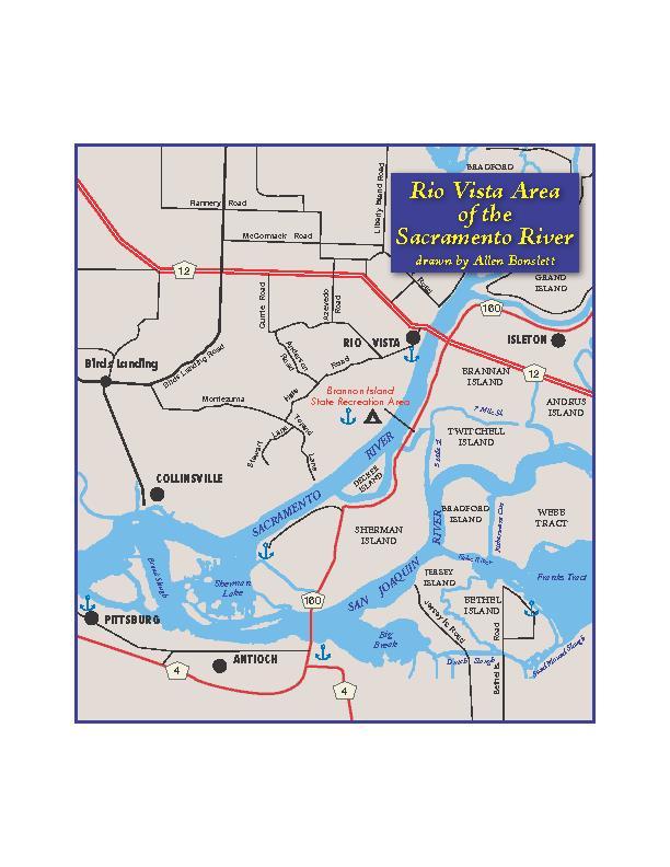 Sacramento Delta Rio Vista