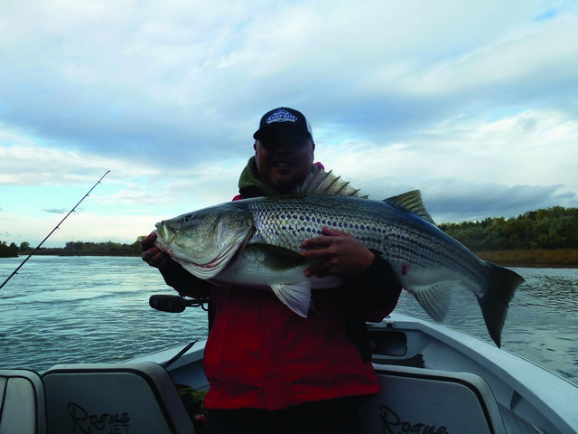 Knowledge, Preparation And A Little Luck Help Produce A Fish Of A Lifetime!