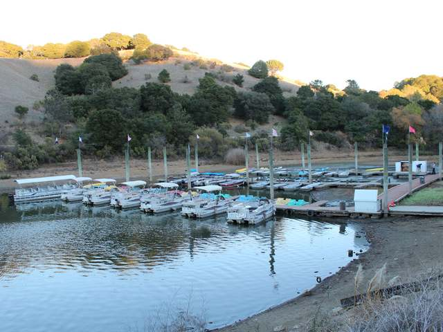 Lake Chabot Offers Big Bass And Trout In East Bay Foothills