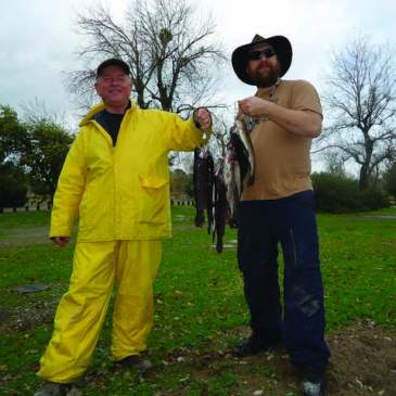 New melones for Lake mcclure fishing report