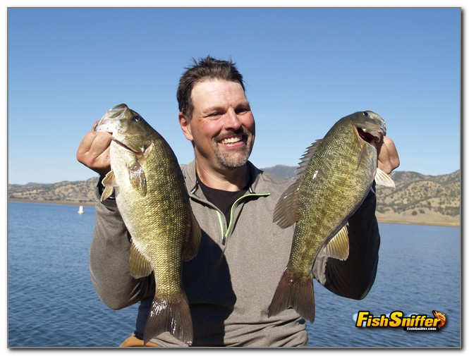 Berryessa for Folsom lake fishing report