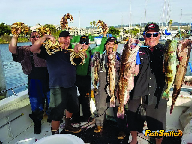 Anglers Experience Red Hot Action to Kick off the Crab Season