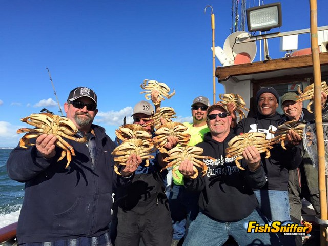 Norcal Crab Season Kicks Off With A Bang