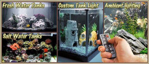 Plug and Play Light Kit ! / Super Bright LEDs! / Flexible Waterproof