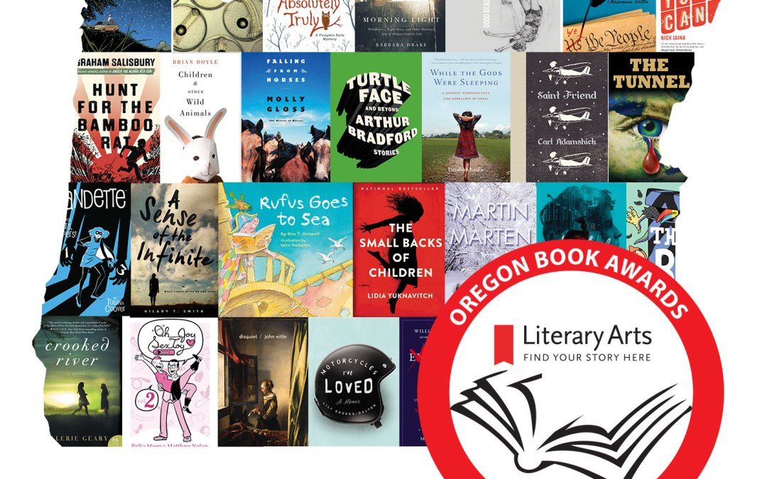 Oregon Book Award Authors at Fishtrap