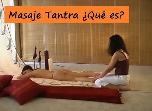 ¿Qué es el Tantra y Vídeos con Masajes Tántricos?