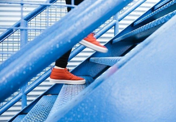 10 Beneficios de Subir Escaleras