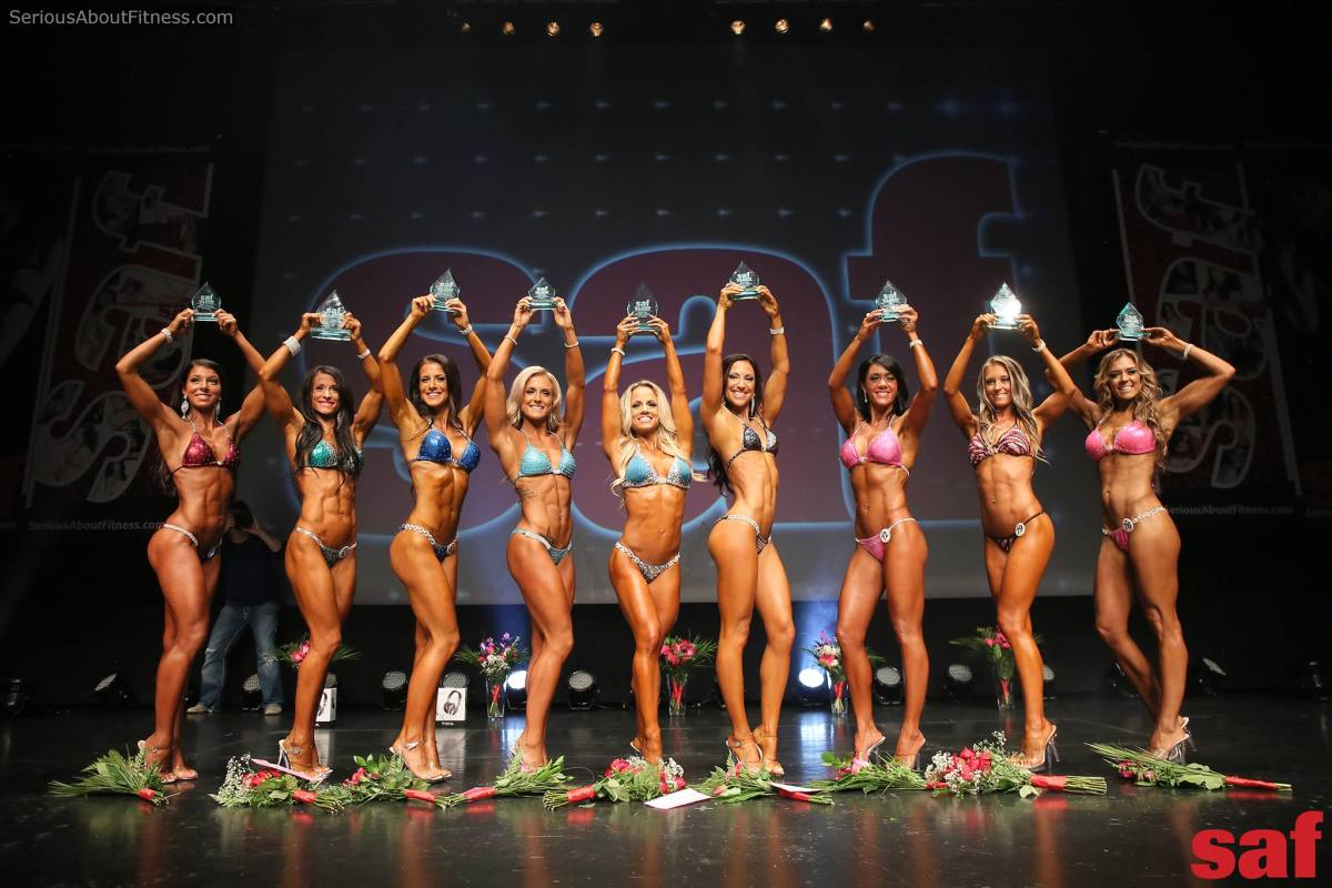 Bikini & Fitness Model Competitions - My Thoughts as a SAF Judge
