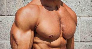David Kimmerle-Hollywood Fitness Model