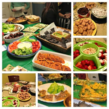 Healthy Holiday Party 2012