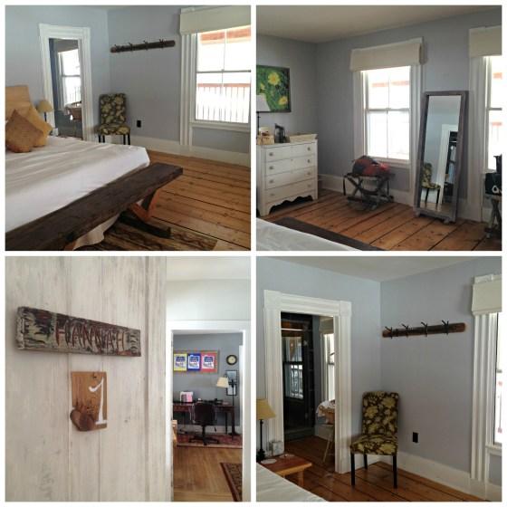 Perfect Vermont: Bedroom