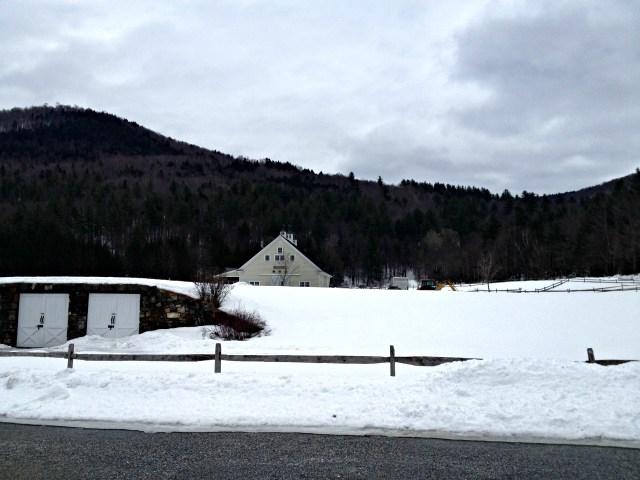 Perfect Vermont: White Barn