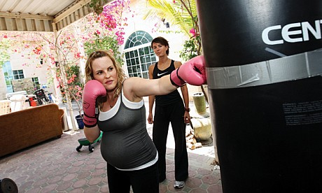 Why You SHOULD Exercise During Pregnancy