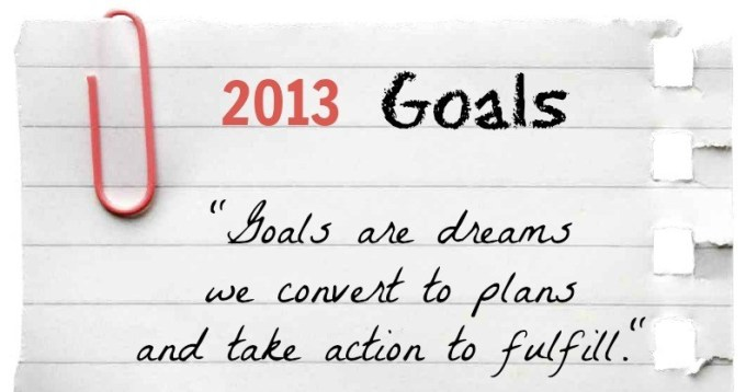Motivation Monday: Goals, Plans and Taking Action