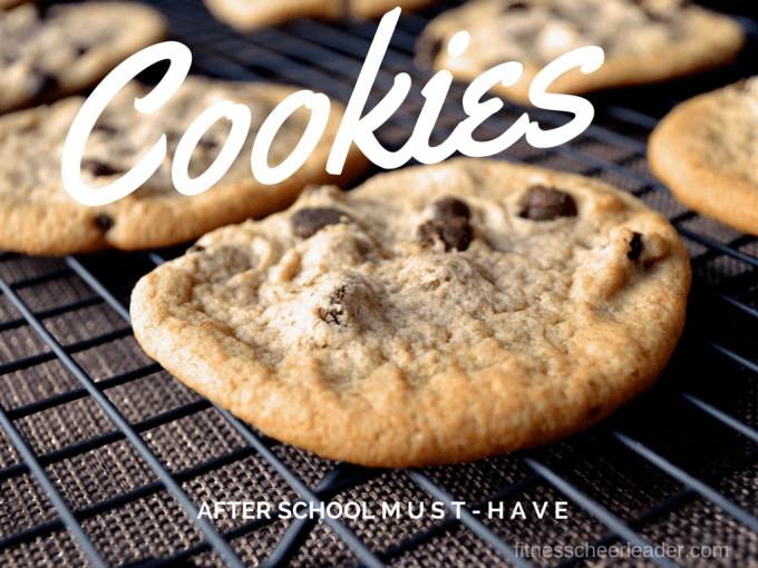 Healthy Soft Baked Chocolate Chip Cookies