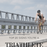 20 signs youre a triathlete