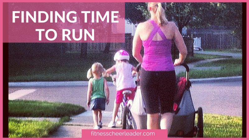Finding the Time to Run