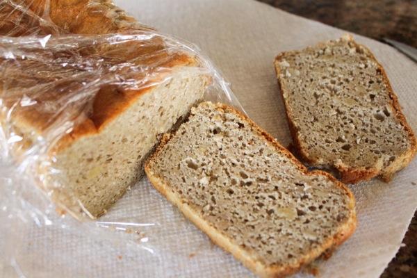 Paleo Cereal Bread