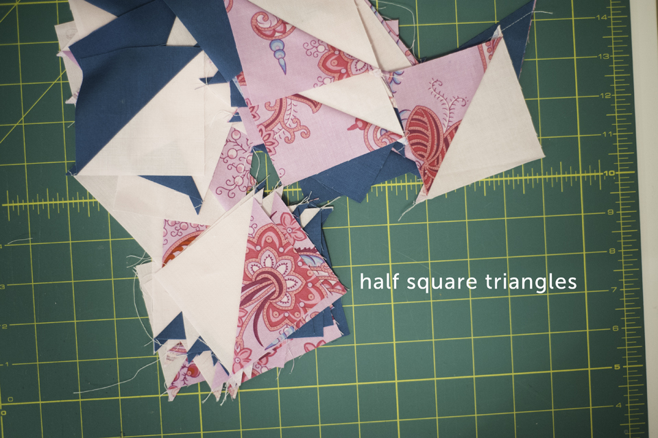 half-square triangles